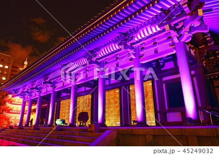 東長寺 博多ライトアップウォーク(博多千年煌夜) 45249032