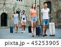 旅行 カップル 夫婦の写真 45253905