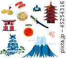 外国から見た日本のイメージ 45254316