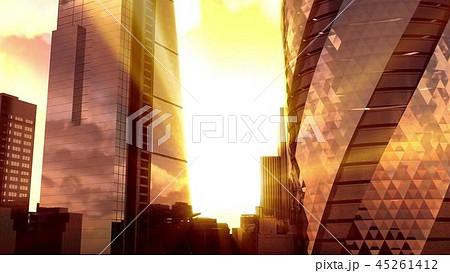 London Sunset 45261412