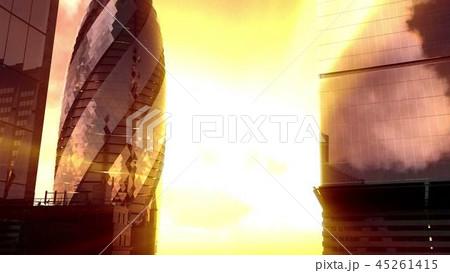 London Sunset 45261415