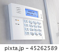 Office of home security alarm concept 45262589
