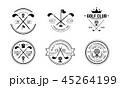 クラブ スポーツ ベクタのイラスト 45264199