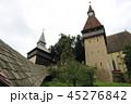 ビエルタン要塞教会 世界遺産 ルーマニア ヨーロッパ 45276842