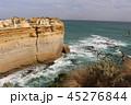 グレートオーシャンロードの奇岩風景 メルボルン オーストラリア 45276844