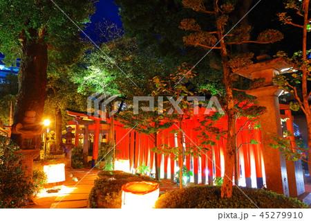 櫛田神社 博多ライトアップウォーク(博多千年煌夜) 45279910