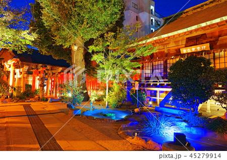 櫛田神社 博多ライトアップウォーク(博多千年煌夜) 45279914