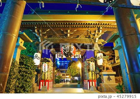櫛田神社 博多ライトアップウォーク(博多千年煌夜) 45279915
