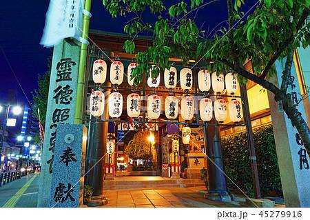櫛田神社 博多ライトアップウォーク(博多千年煌夜) 45279916