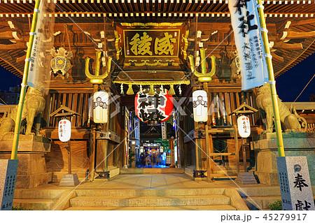 櫛田神社 博多ライトアップウォーク(博多千年煌夜) 45279917