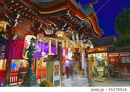 櫛田神社 博多ライトアップウォーク(博多千年煌夜) 45279918