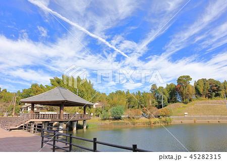 天拝山歴史自然公園 福岡県筑紫野市 45282315
