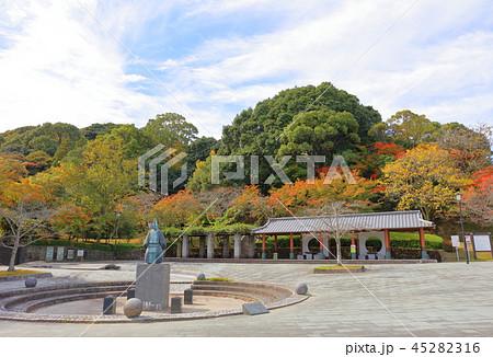 天拝山歴史自然公園 福岡県筑紫野市 45282316