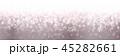 クリスマス 雪 雪の結晶のイラスト 45282661