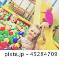 女の子 女児 女子の写真 45284709