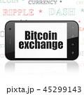 コンセプト 概念 両替のイラスト 45299143
