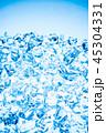 氷 クラッシュアイス 45304331