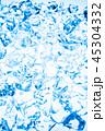 氷 クラッシュアイス 45304332