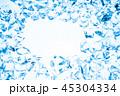 氷 クラッシュアイス 45304334