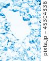氷 クラッシュアイス 45304336