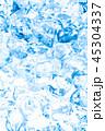 氷 クラッシュアイス 45304337