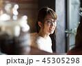ランチを注文する女性たち 45305298