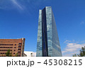 欧州中央銀行 新本店ビル フランクフルト 45308215