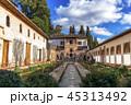 Generalife palace pool 45313492