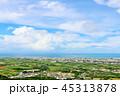 青空 空 雲の写真 45313878