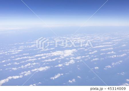 雲海 空 上空  45314009