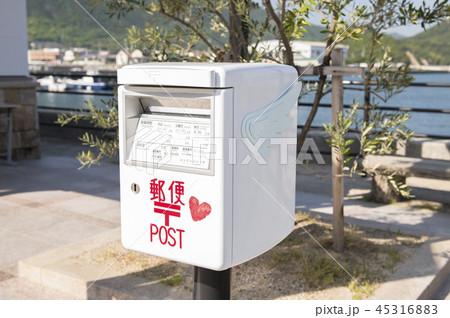 郵便ポスト 45316883