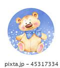 くま クマ 熊のイラスト 45317334