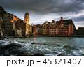 景色 風景 沖合の写真 45321407