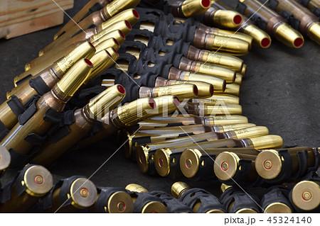 20mm口径弾の写真素材 [45324140...