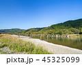高瀬沈下橋の風景 45325099