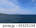 風景 利尻島 海の写真 45325138