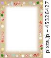 クリスマス 背景 バックグラウンドのイラスト 45326427