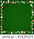 クリスマス 背景 バックグラウンドのイラスト 45326529