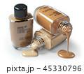 化粧品 ファンデーション 液のイラスト 45330796