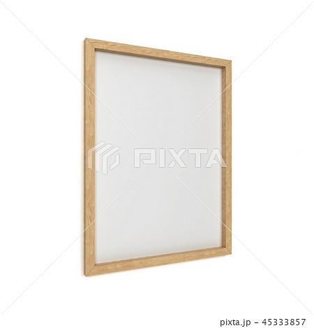 Blank frame mockup 45333857