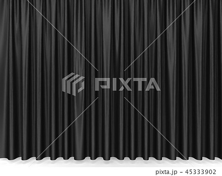 Theater curtains 45333902