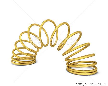 Metal spring 45334128