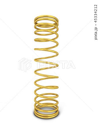 Metal spring 45334212