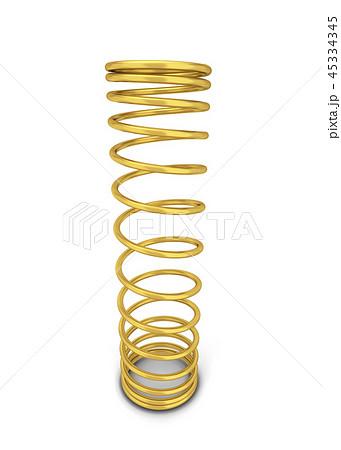Metal spring 45334345