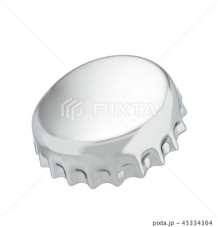 Blank bottle cap 45334364