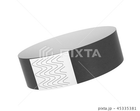 Blank paper event bracelet 45335381
