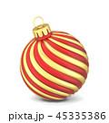 クリスマス デコレーション 装飾のイラスト 45335386