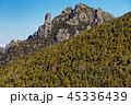 瑞牆山 山 風景の写真 45336439