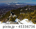 山 風景 瑞牆山の写真 45336736