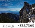 富士山 金峰山 山の写真 45337395